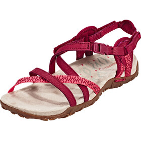 Merrell Terran Lattice II Sko Damer, fuchsia
